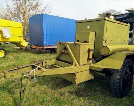 Зеленый АДД 2502, объемом двигателя 2.4 л и пробегом 1 тыс. км за 2000 $, фото 1 на Automoto.ua