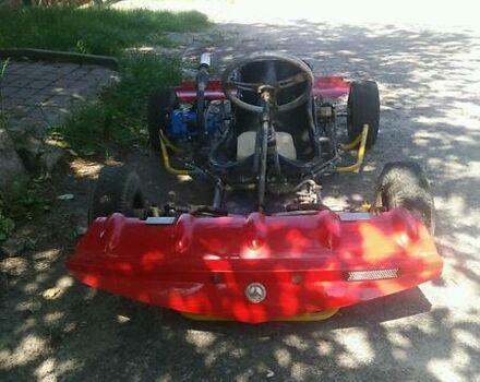 Красный АТВ 50, объемом двигателя 0 л и пробегом 100 тыс. км за 433 $, фото 1 на Automoto.ua