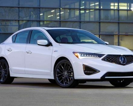 купить новое авто Акура ИЛХ 2020 года от официального дилера Тестовий салон Алекс Премиум Акура фото