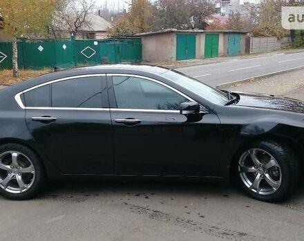Черный Акура ТЛ, объемом двигателя 3.7 л и пробегом 80 тыс. км за 22500 $, фото 1 на Automoto.ua