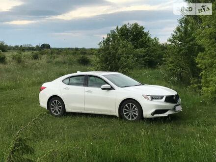 Білий Акура ТЛХ, об'ємом двигуна 2.4 л та пробігом 35 тис. км за 25000 $, фото 1 на Automoto.ua