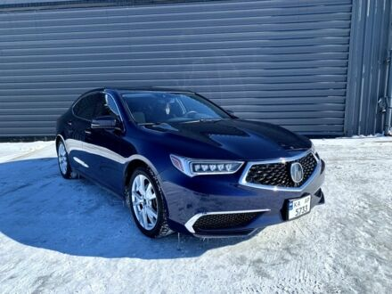 Синій Акура ТЛХ, об'ємом двигуна 3.5 л та пробігом 75 тис. км за 28500 $, фото 1 на Automoto.ua