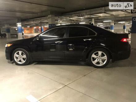 Чорний Акура ТСХ, об'ємом двигуна 2.4 л та пробігом 120 тис. км за 11000 $, фото 1 на Automoto.ua