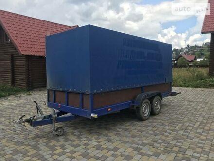 Синий Ал-ко 3400-01, объемом двигателя 0 л и пробегом 5 тыс. км за 4000 $, фото 1 на Automoto.ua