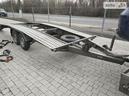 Серый Ал-ко Лафет, объемом двигателя 0 л и пробегом 119 тыс. км за 2750 $, фото 1 на Automoto.ua