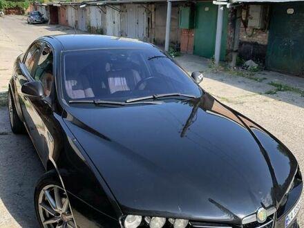Чорний Альфа Ромео 159, об'ємом двигуна 2.2 л та пробігом 204 тис. км за 8300 $, фото 1 на Automoto.ua