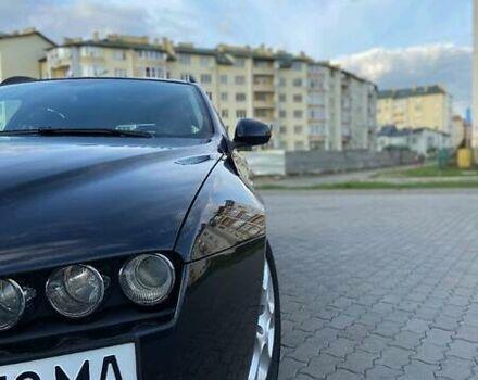 Черный Альфа Ромео 159, объемом двигателя 1.9 л и пробегом 220 тыс. км за 7450 $, фото 1 на Automoto.ua