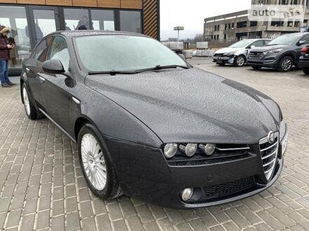 Чорний Альфа Ромео 159, об'ємом двигуна 2.2 л та пробігом 134 тис. км за 9000 $, фото 1 на Automoto.ua
