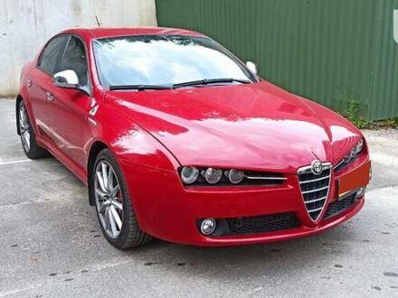 Червоний Альфа Ромео 159, об'ємом двигуна 3.2 л та пробігом 114 тис. км за 10800 $, фото 1 на Automoto.ua