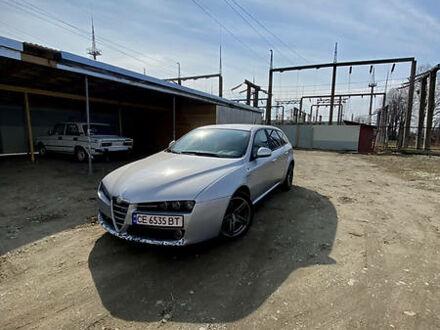 Сірий Альфа Ромео 159, об'ємом двигуна 1.9 л та пробігом 215 тис. км за 7000 $, фото 1 на Automoto.ua