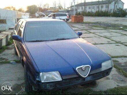 Синій Альфа Ромео 164, об'ємом двигуна 2 л та пробігом 1 тис. км за 2000 $, фото 1 на Automoto.ua