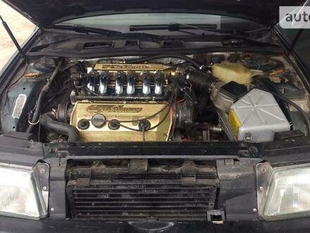 Зеленый Альфа Ромео 164, объемом двигателя 3 л и пробегом 264 тыс. км за 2600 $, фото 1 на Automoto.ua