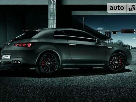 Чорний Альфа Ромео Brera, об'ємом двигуна 1.7 л та пробігом 75 тис. км за 25000 $, фото 1 на Automoto.ua