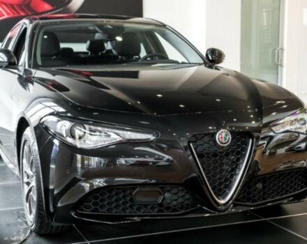 купити нове авто Альфа Ромео Джулія 2020 року від офіційного дилера Дилерский Центр FIAT «АВТОРИНА» Альфа Ромео фото