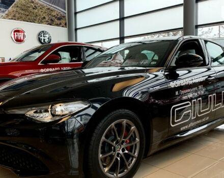 купити нове авто Альфа Ромео Джулія 2020 року від офіційного дилера Форвард-Авто Альфа Ромео фото