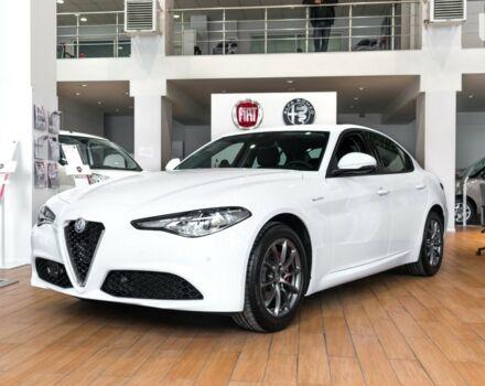 купить новое авто Альфа Ромео Джулия 2020 года от официального дилера Дилерский Центр FIAT «АВТОРИНА» Альфа Ромео фото