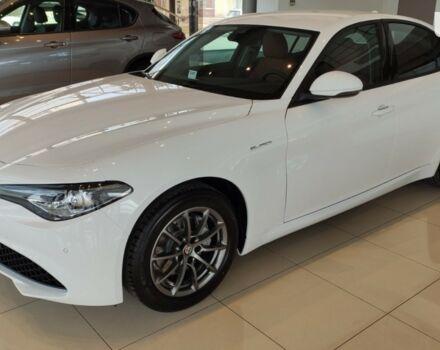 купить новое авто Альфа Ромео Джулия 2021 года от официального дилера ООО «Сателлит Мотор» Альфа Ромео фото
