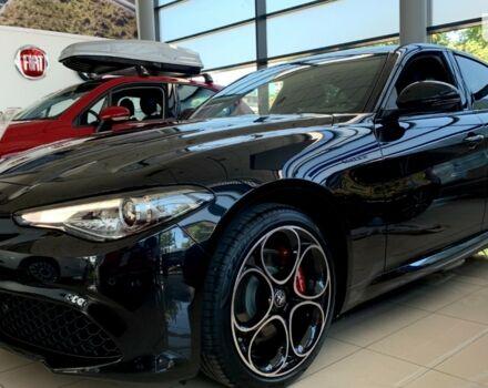 купити нове авто Альфа Ромео Джулія 2021 року від офіційного дилера Форвард-Авто Альфа Ромео фото