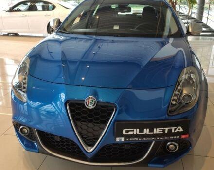 купити нове авто Альфа Ромео Giulietta 2019 року від офіційного дилера ООО «Сателлит Мотор» Альфа Ромео фото