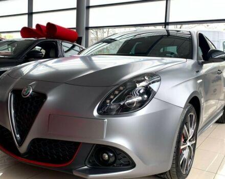купити нове авто Альфа Ромео Giulietta 2020 року від офіційного дилера Форвард-Авто Альфа Ромео фото