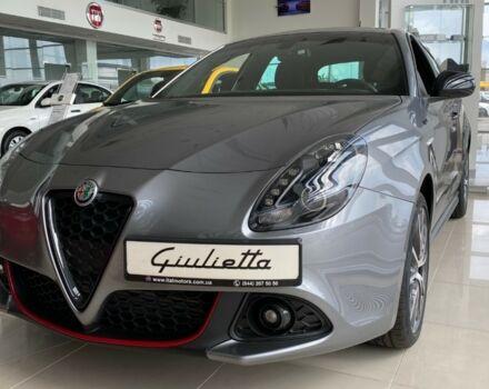 купити нове авто Альфа Ромео Giulietta 2020 року від офіційного дилера Италмоторс Украина Альфа Ромео фото