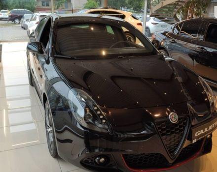 купити нове авто Альфа Ромео Giulietta 2020 року від офіційного дилера ООО «Сателлит Мотор» Альфа Ромео фото