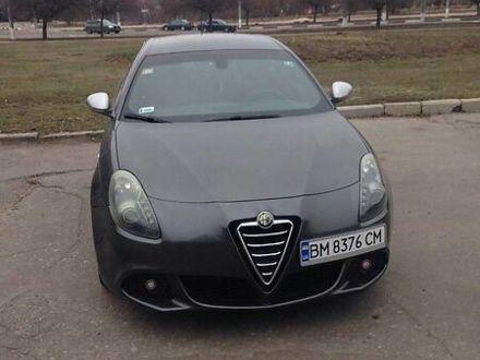 Сірий Альфа Ромео Giulietta, об'ємом двигуна 1.6 л та пробігом 110 тис. км за 8500 $, фото 1 на Automoto.ua