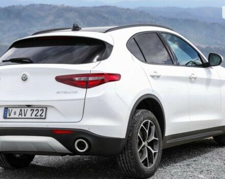 купить новое авто Альфа Ромео Стелвио 2020 года от официального дилера Италмоторс Украина Альфа Ромео фото