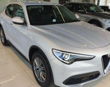 купити нове авто Альфа Ромео Стелвіо 2020 року від офіційного дилера ООО «Сателлит Мотор» Альфа Ромео фото