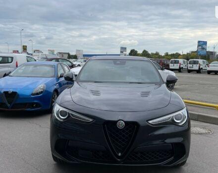 купить новое авто Альфа Ромео Стелвио 2021 года от официального дилера Италмоторс Украина Альфа Ромео фото