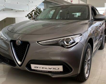 купити нове авто Альфа Ромео Стелвіо 2021 року від офіційного дилера Италмоторс Украина Альфа Ромео фото
