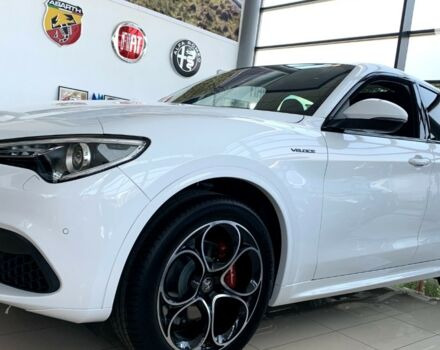 купити нове авто Альфа Ромео Стелвіо 2021 року від офіційного дилера Форвард-Авто Альфа Ромео фото