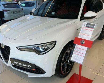 купити нове авто Альфа Ромео Стелвіо 2021 року від офіційного дилера ООО «Сателлит Мотор» Альфа Ромео фото