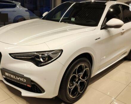 купить новое авто Альфа Ромео Стелвио 2021 года от официального дилера ООО «Сателлит Мотор» Альфа Ромео фото