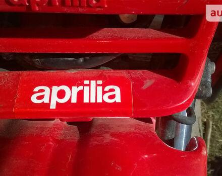 Красный Априлия РХ, объемом двигателя 0.12 л и пробегом 27 тыс. км за 725 $, фото 1 на Automoto.ua