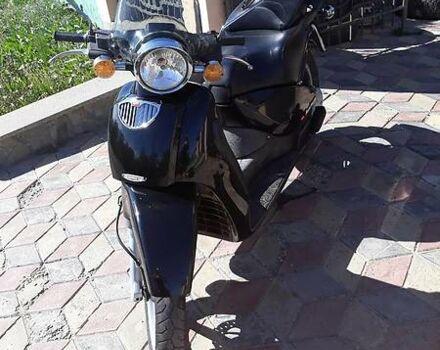 Черный Априлия Скарабео, объемом двигателя 0 л и пробегом 33 тыс. км за 900 $, фото 1 на Automoto.ua