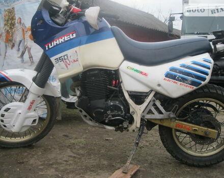 Априлия Туарег, объемом двигателя 0.35 л и пробегом 1 тыс. км за 0 $, фото 1 на Automoto.ua