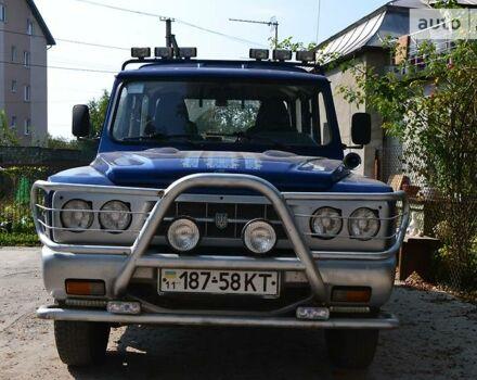 Синій Аро 24, об'ємом двигуна 2.4 л та пробігом 300 тис. км за 3000 $, фото 1 на Automoto.ua