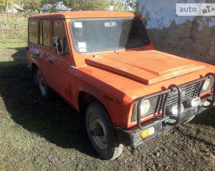 Красный Аро 244, объемом двигателя 2.4 л и пробегом 100 тыс. км за 2500 $, фото 1 на Automoto.ua