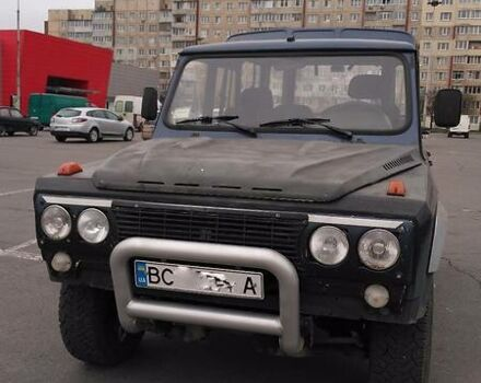 Синий Аро 244, объемом двигателя 0 л и пробегом 136 тыс. км за 4400 $, фото 1 на Automoto.ua