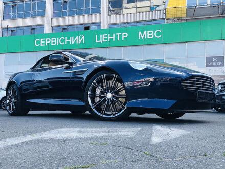 Синій Астон Мартін ДБ9, об'ємом двигуна 5.9 л та пробігом 15 тис. км за 125000 $, фото 1 на Automoto.ua