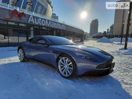 Серый Астон Мартин DB11, объемом двигателя 0 л и пробегом 15 тыс. км за 170000 $, фото 1 на Automoto.ua