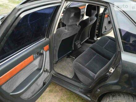 Черный Ауди 100, объемом двигателя 2.8 л и пробегом 320 тыс. км за 3300 $, фото 1 на Automoto.ua