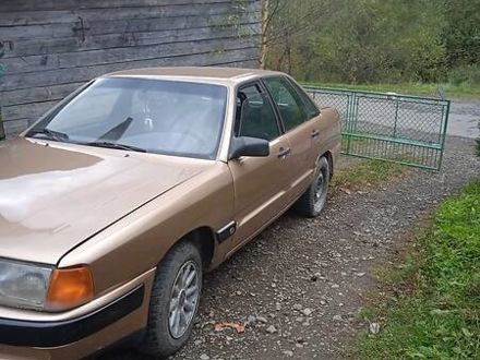 Серый Ауди 200, объемом двигателя 0 л и пробегом 400 тыс. км за 2500 $, фото 1 на Automoto.ua