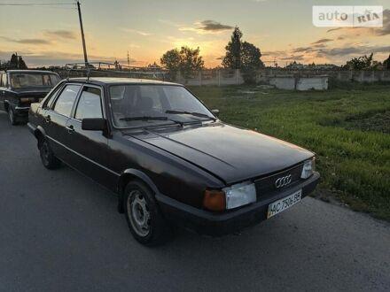 Коричневий Ауді 80, об'ємом двигуна 1.6 л та пробігом 336 тис. км за 700 $, фото 1 на Automoto.ua