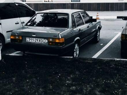 Сірий Ауді 80, об'ємом двигуна 1.6 л та пробігом 400 тис. км за 1500 $, фото 1 на Automoto.ua