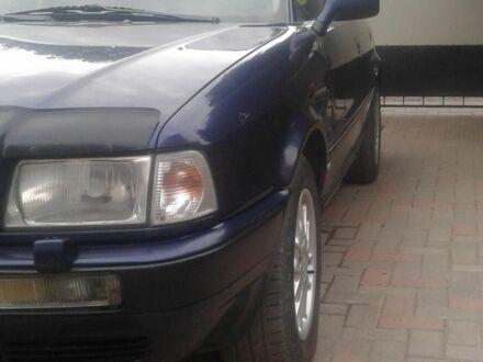 Синій Ауді 80, об'ємом двигуна 1.9 л та пробігом 300 тис. км за 4500 $, фото 1 на Automoto.ua
