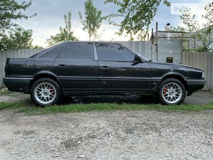 Чорний Ауді 90, об'ємом двигуна 2.3 л та пробігом 425 тис. км за 3000 $, фото 1 на Automoto.ua