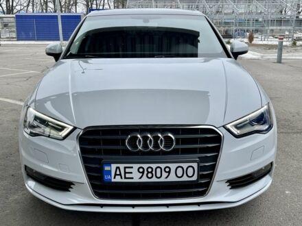 Белый Ауди А3, объемом двигателя 2 л и пробегом 47 тыс. км за 20500 $, фото 1 на Automoto.ua
