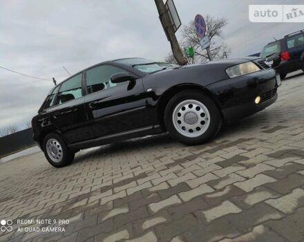 Черный Ауди А3, объемом двигателя 1.6 л и пробегом 197 тыс. км за 5199 $, фото 1 на Automoto.ua
